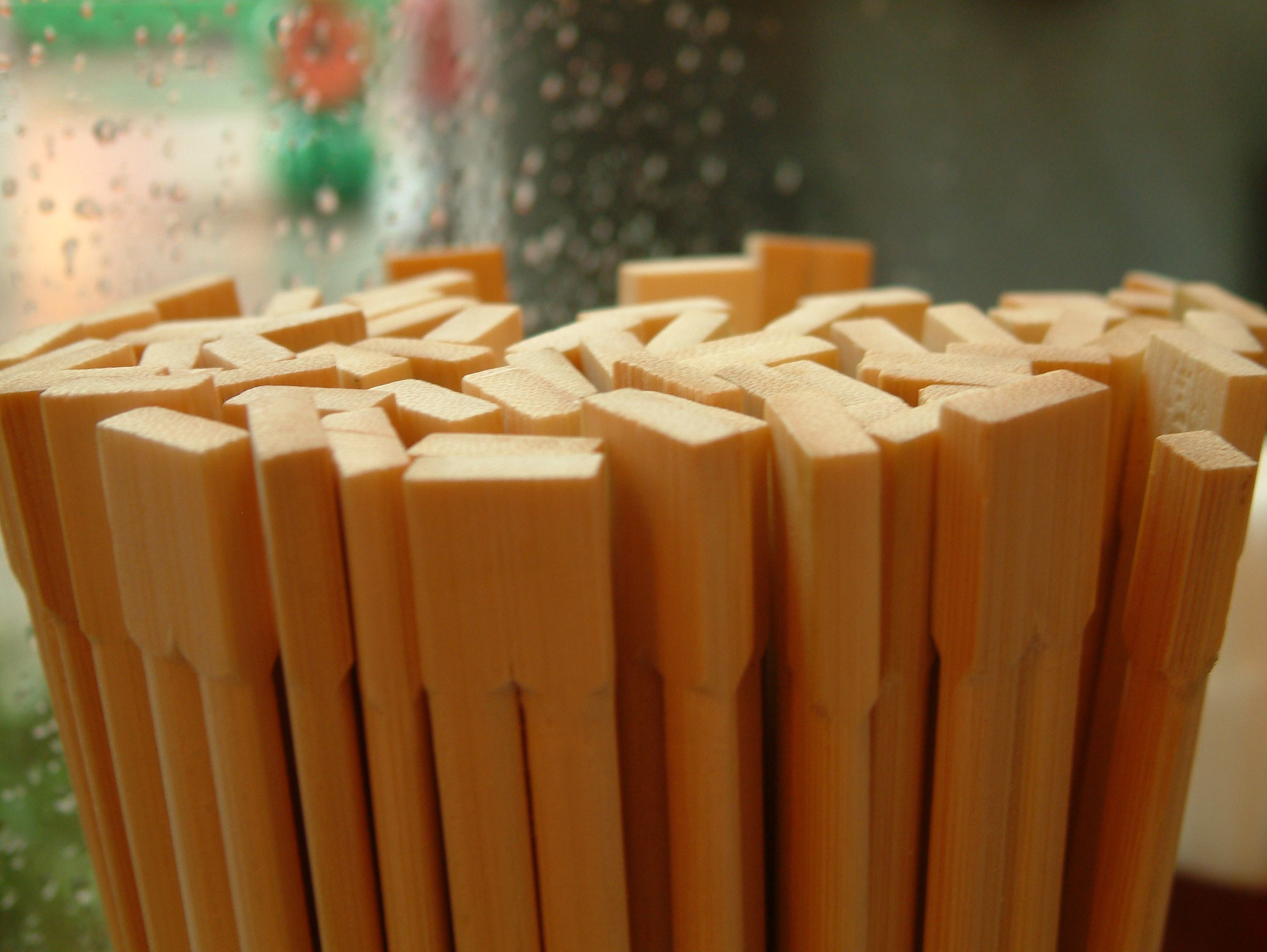 Disposable Chopsticks: Bad for Health and Environment