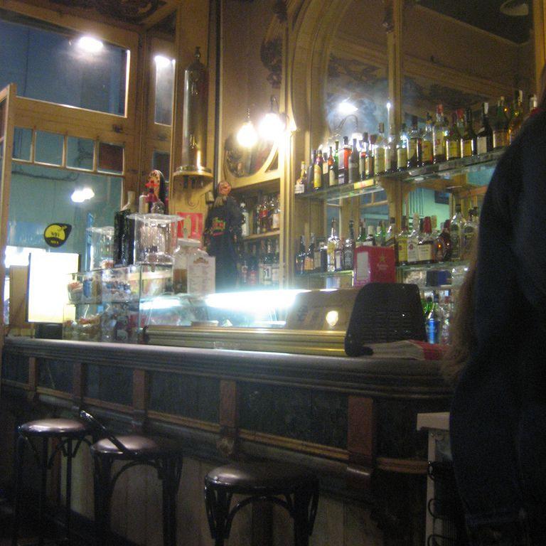 London Bar, Barcelona