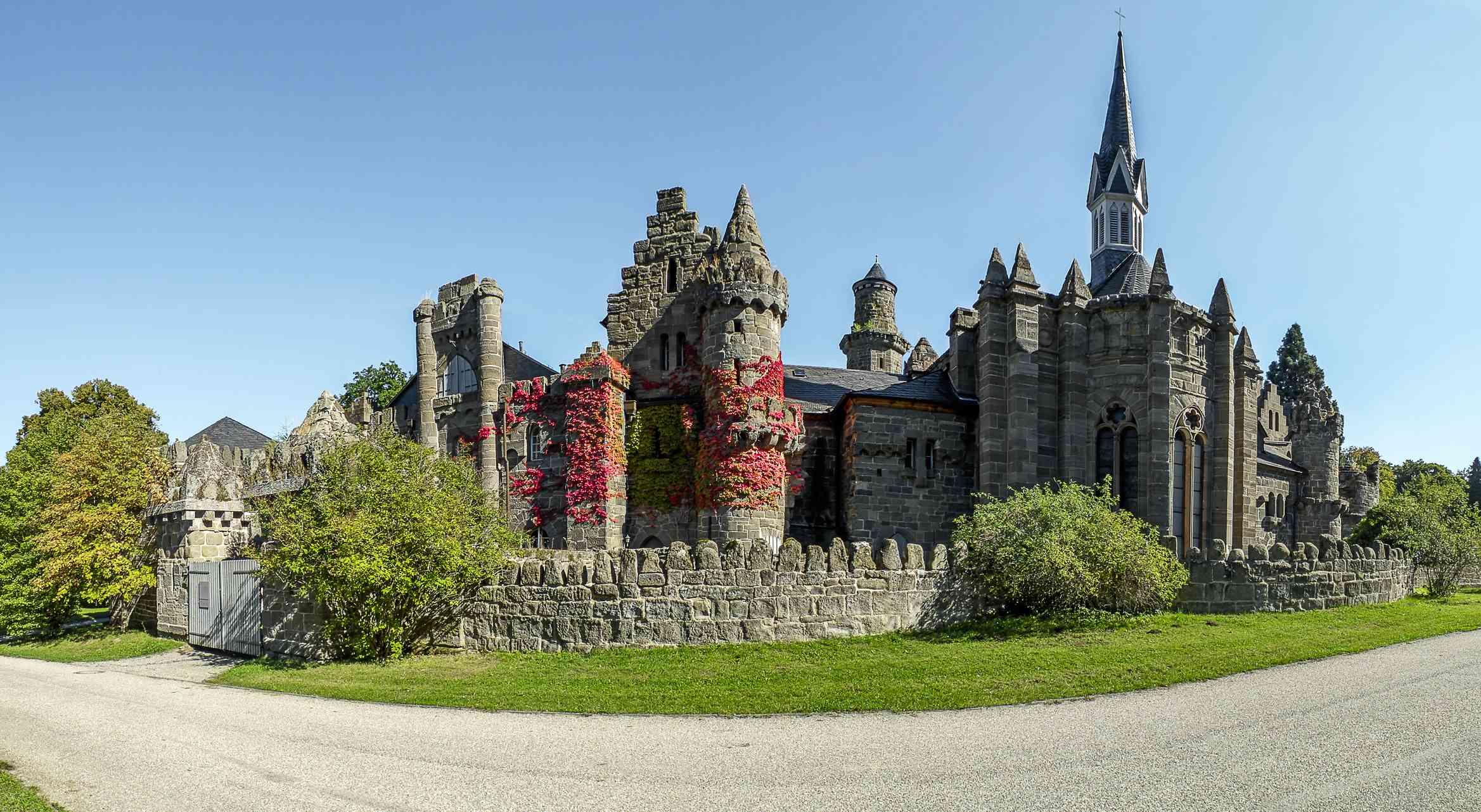 Lion's Castle in Kassel