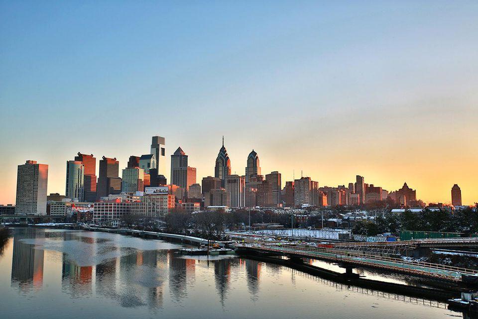 Philly illuminated