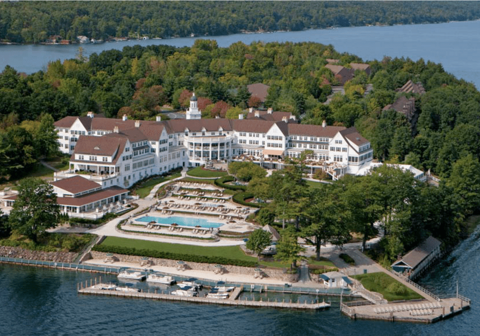 The Sagamore Resort on Lake George, New York