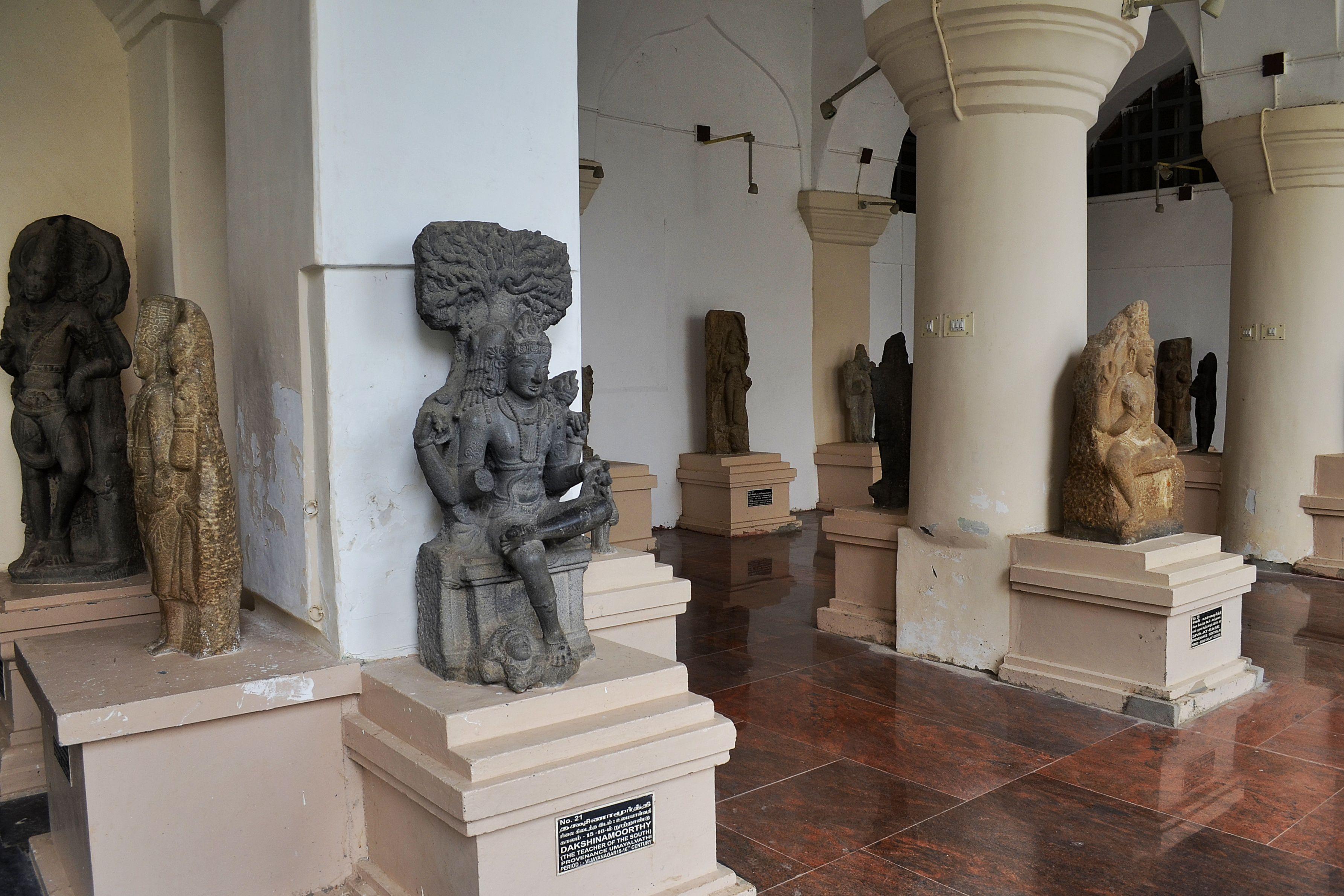 The Art Gallery, Thanjavur.