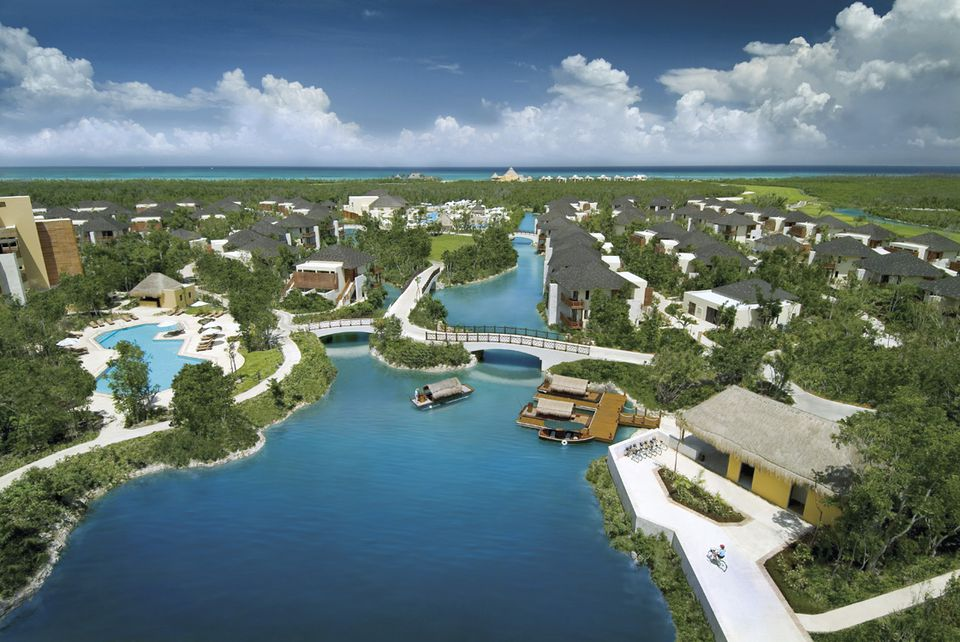 Fairmont Mayakoba Hotel Riviera Maya