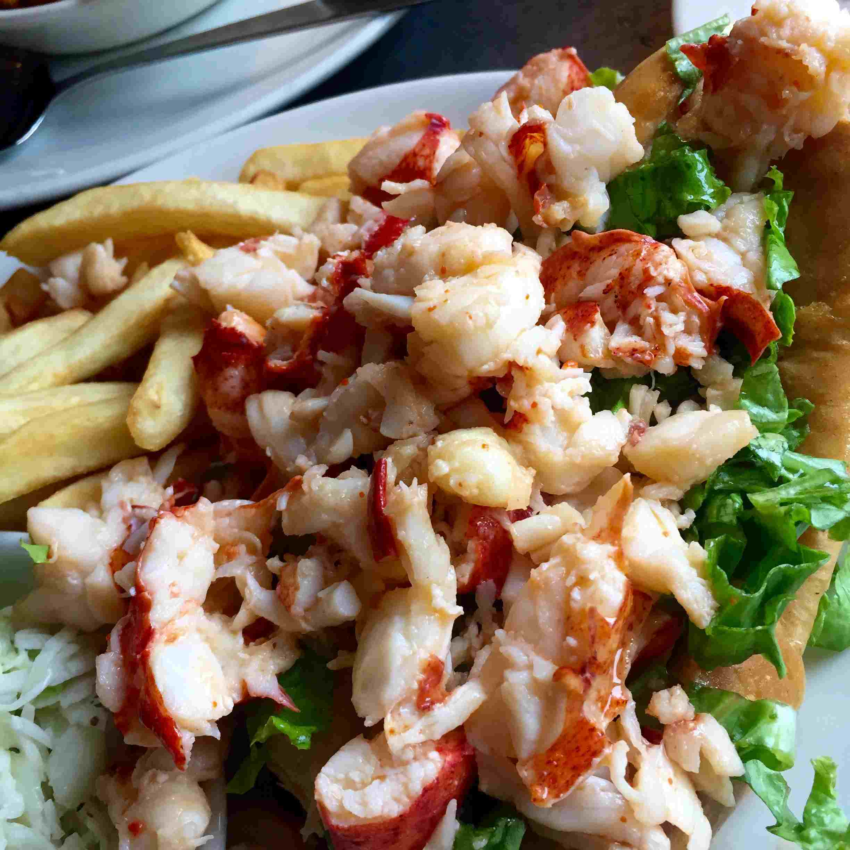 Gloucester House Lobster Roll