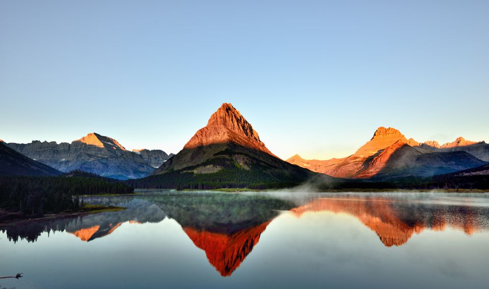 Grinnell Point, Glacier National Park, Montana