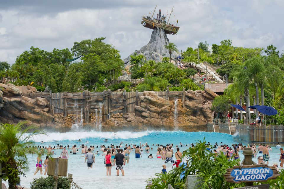 Disney Decisions Typhoon Lagoon Or Blizzard Beach