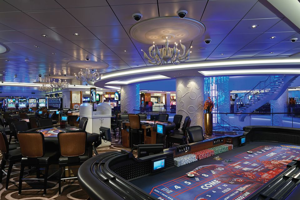 Norwegian Getaway Casino