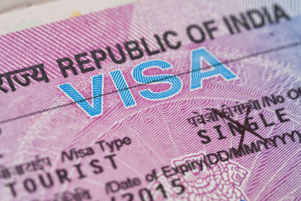 India visa.