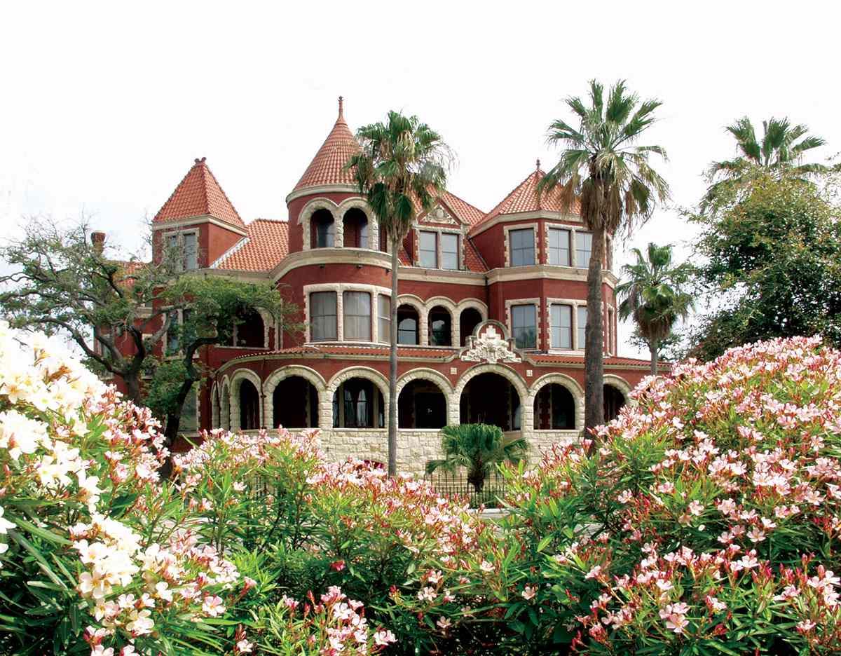 Moody Mansion