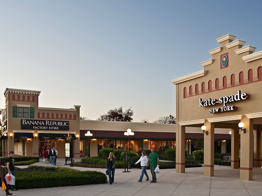 cdea7132 Outlet Shopping Malls Near Washington, DC (MD and VA)