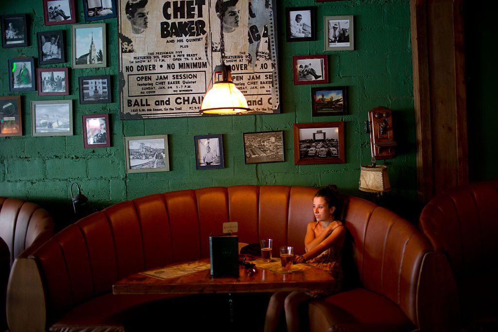 Ball and Chain bar in Miami's Little Havana