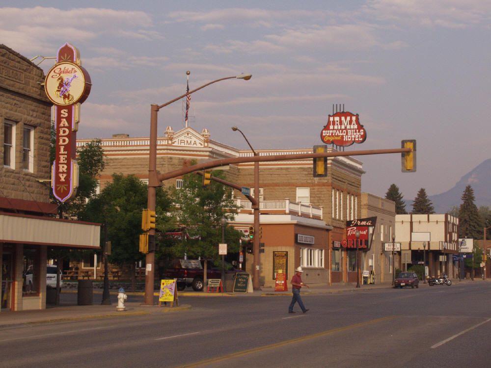 Photo courtesy of Cody, Wyoming.