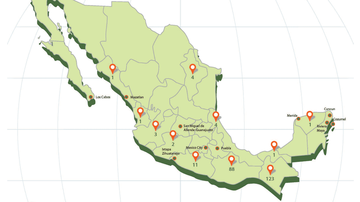 Zika Virus In Mexico Map What you should know about the Zika Virus in Mexico