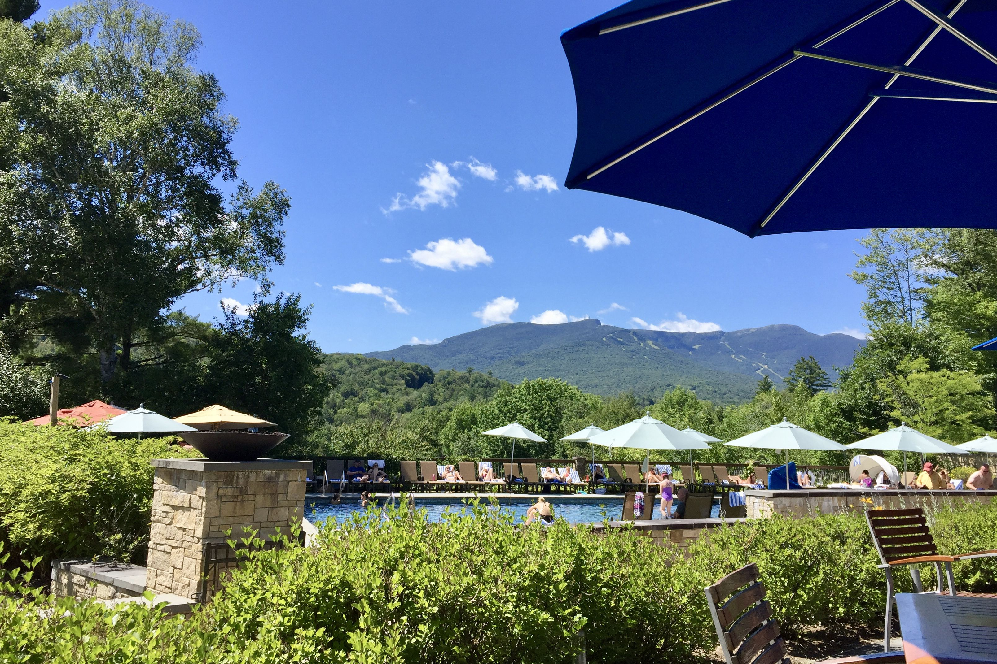 Topnotch Stowe Outdoor Dining