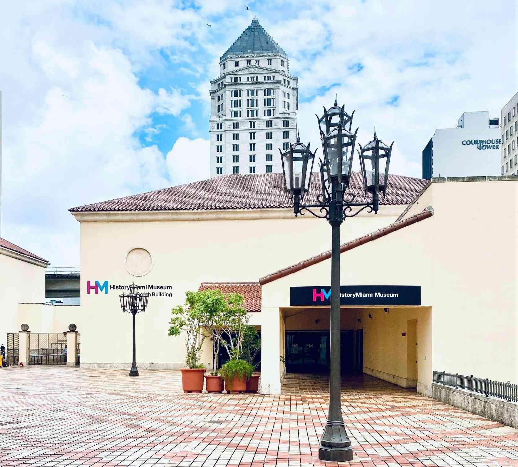 HistoryMiami Museum exterior
