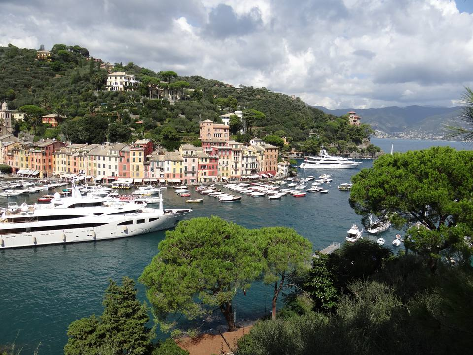 Portofino, Italy, Mediterranean cruise port of call