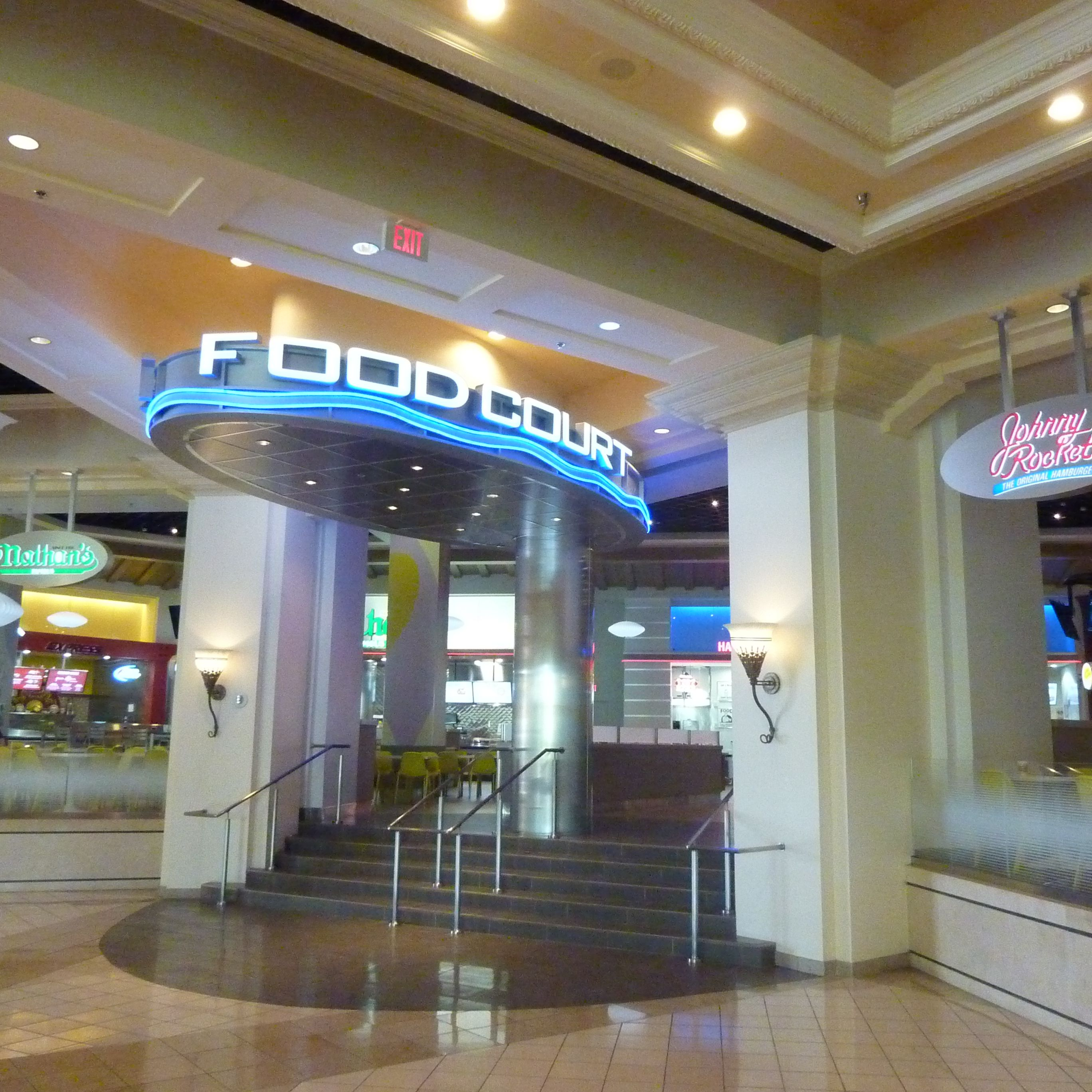 The Best Food Courts on the Las Vegas Strip