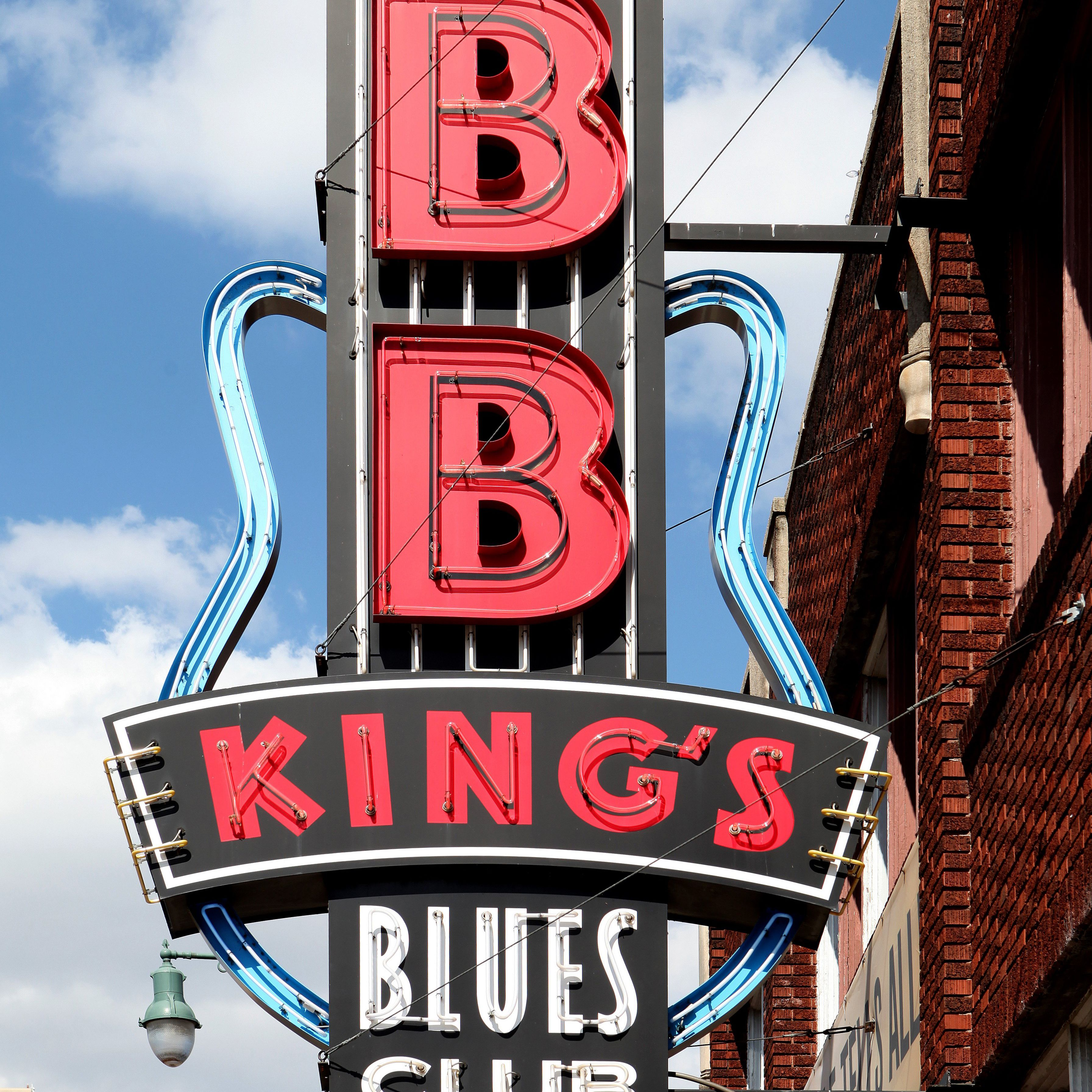 BB King's Blues Club en Memphis