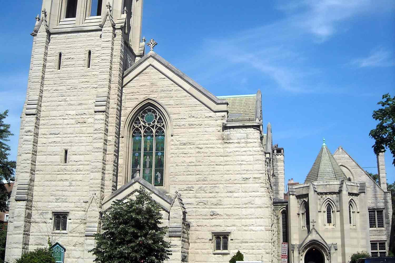 Iglesia de la Ciudad Santa
