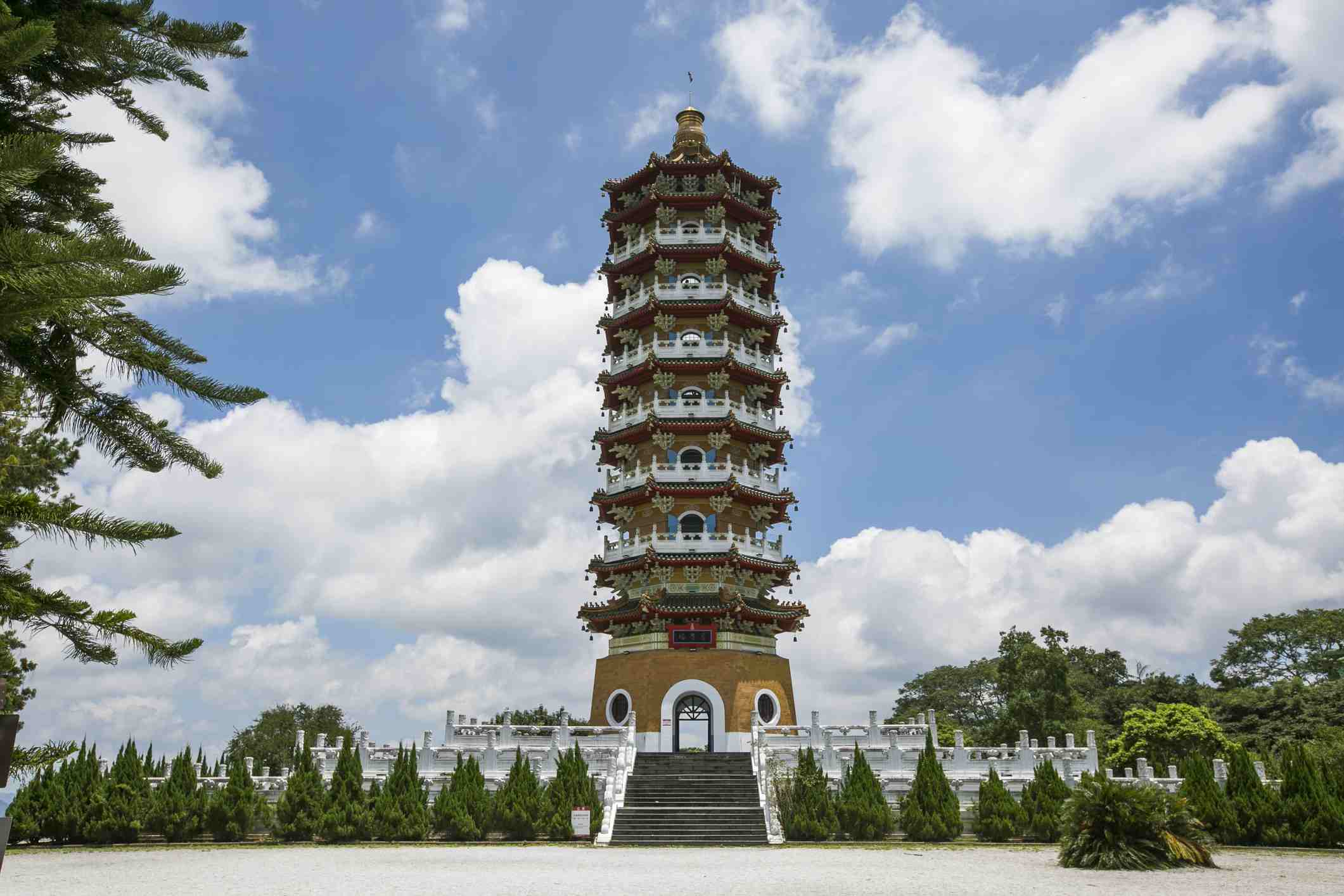 Tower in Historic Nantou
