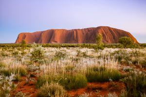 Ayer's Rock in Uluru