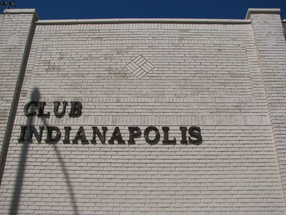 Club Indianapolis gay bathhouse