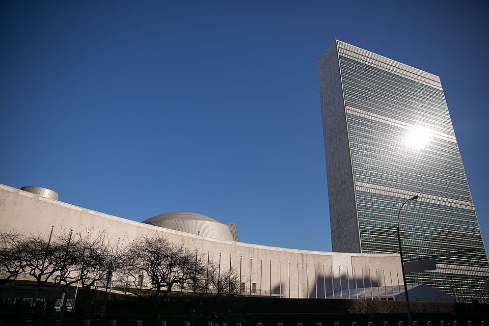 Visit the United Nations Headquarters in NYC