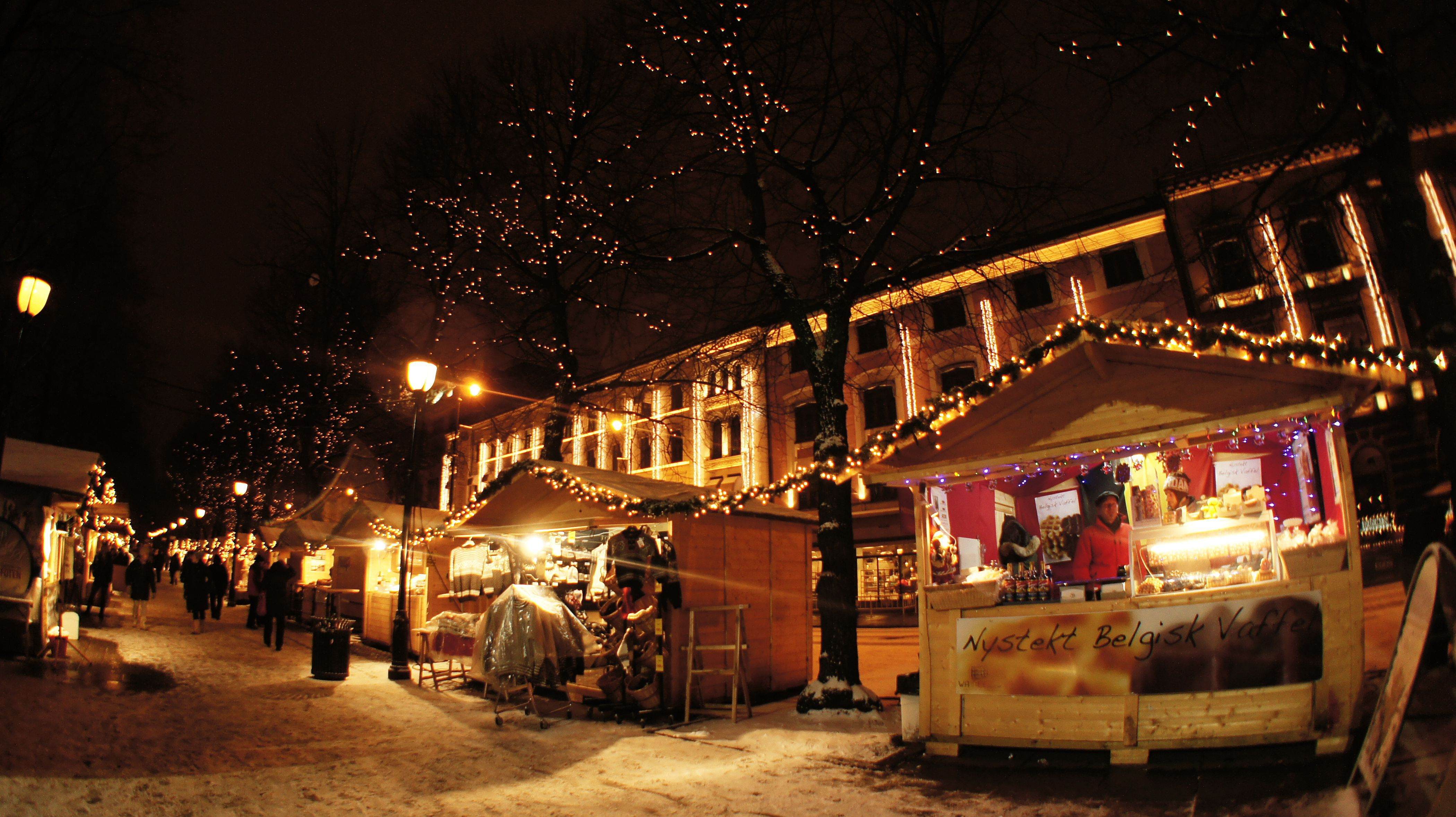 Christmas in Scandinavia: Traditions, Events, and Foods