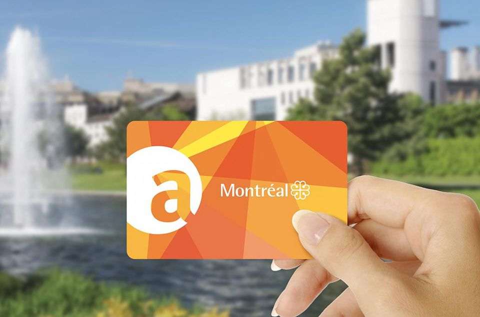 The Montreal Accès Card