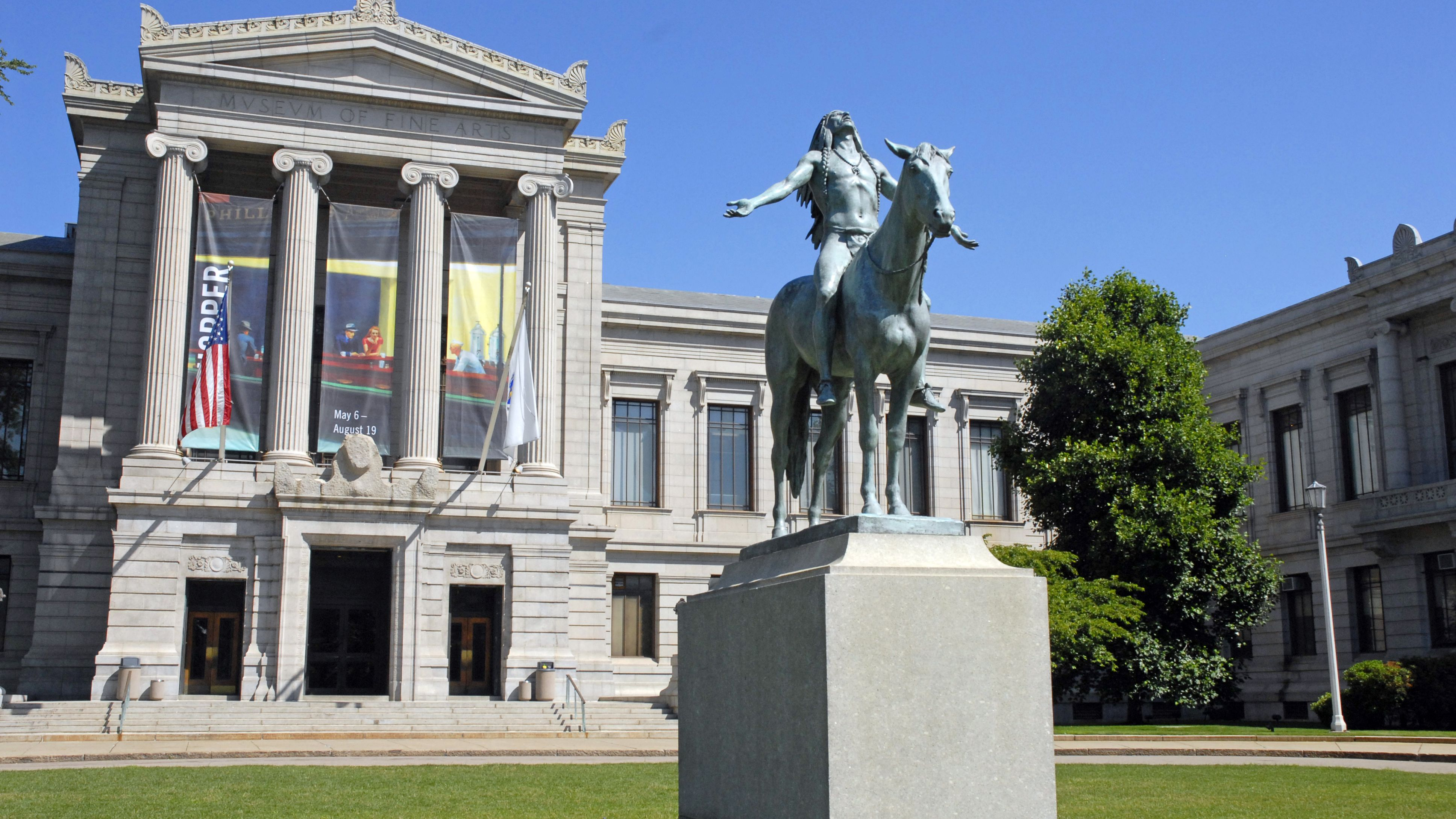 Museum Of Fine Art >> Museum Of Fine Arts Boston Americas Wing Highlights