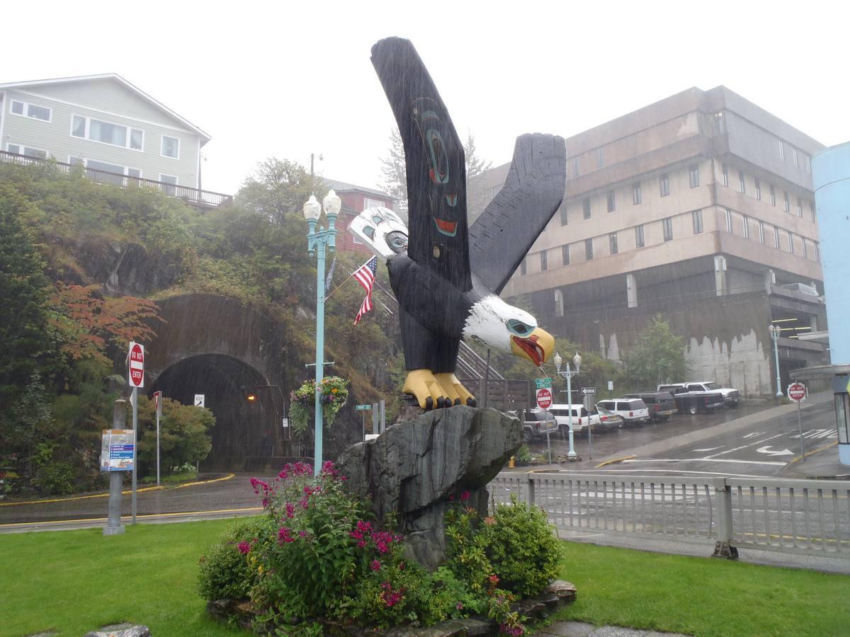Eagle Park in Ketchikan