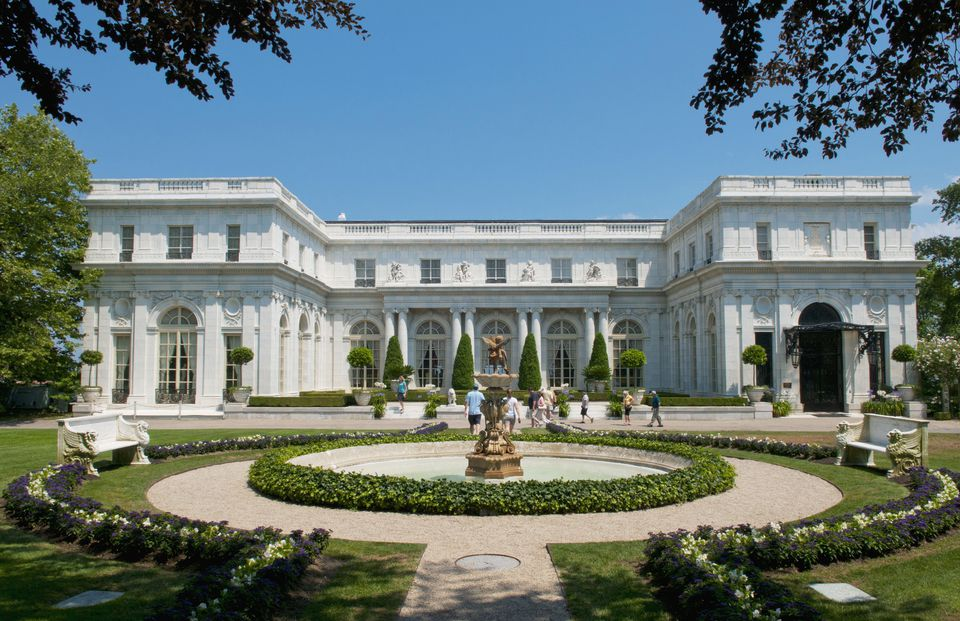 Rosemont Mansion on Mansions Drive, Newport, Rhode Island, USA