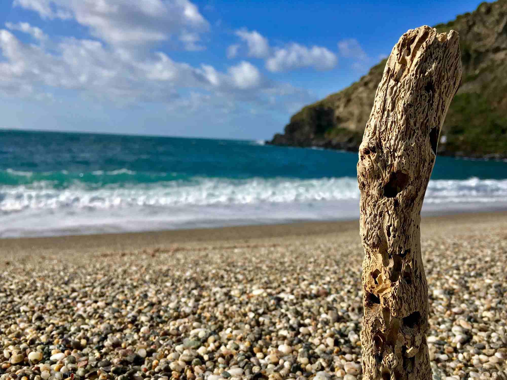 Milazzo pebble beach