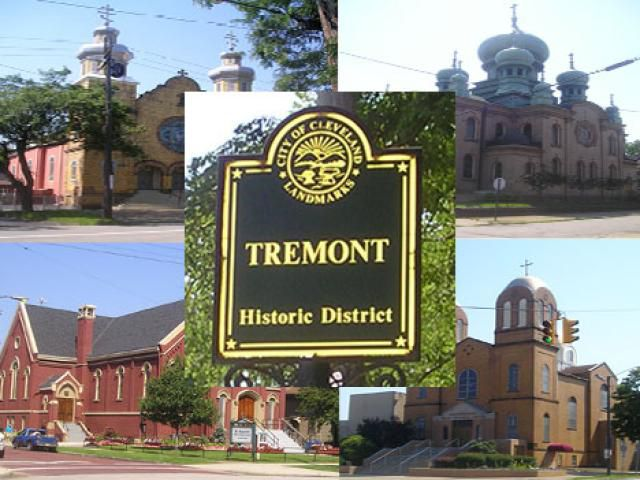 The Historic Churches of Tremont