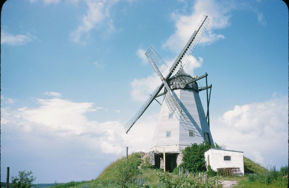 Windmill in Denmark