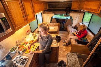 How to RV Without Air Conditioning