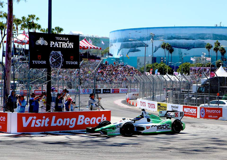 El Gran Premio de Long Beach