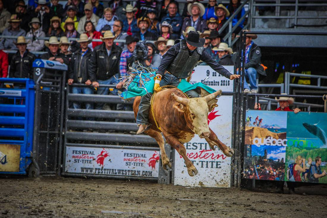 Montreal festivals in August 2017 include rodeo NomadFest.