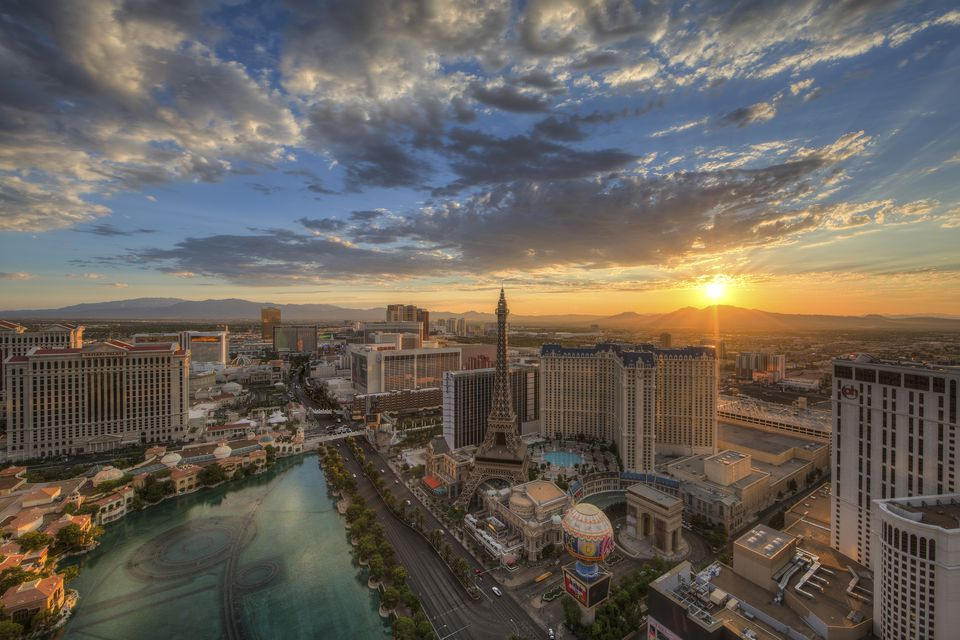 Horizonte de Las Vegas