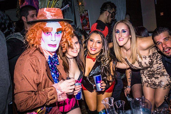 Indianapolis Halloween Bar Crawl
