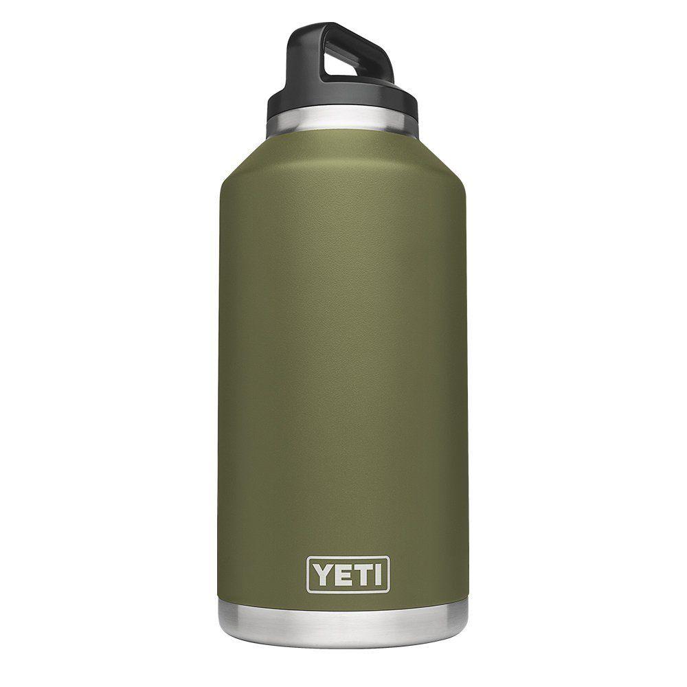 Botella de acero inoxidable Yeti Rambler