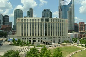 Downtown Hilton Hotel, Nashville