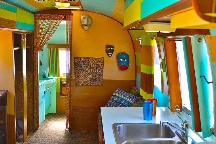 Kate's Lazy Desert Airstream Camping
