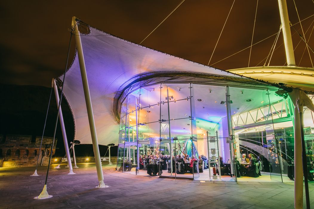 Dynamic Earth Science Center