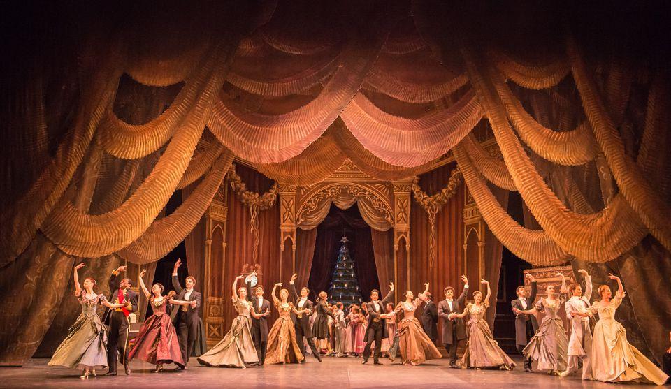The English National Ballet Nutcracker