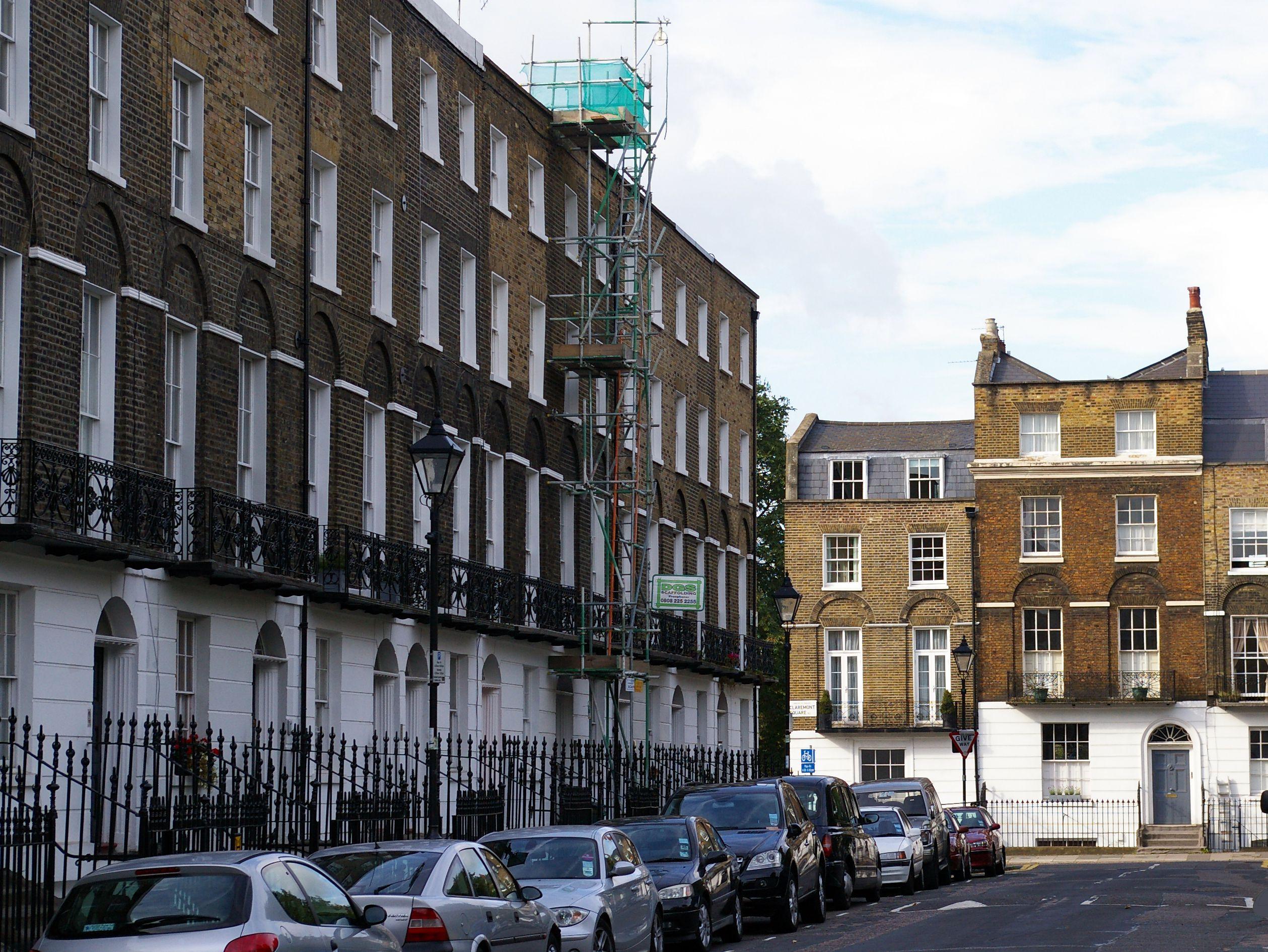 Grimmauld Place - Claremont Square, London N1