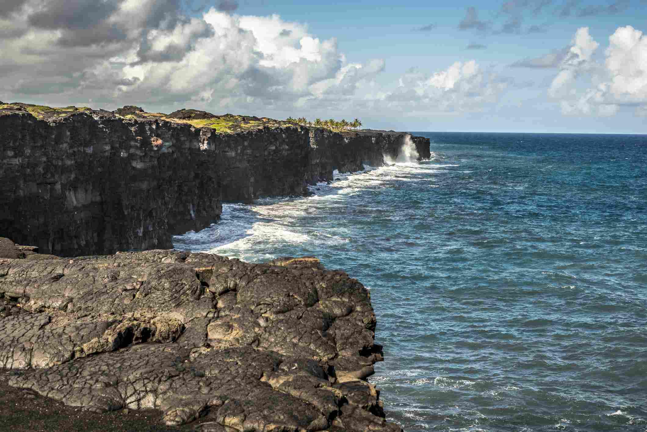 Puna Coast, Hawaii