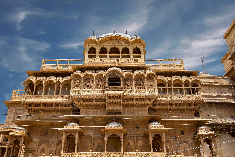 Jaisalmer Fort Palace Museum.