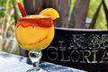 La Gloria's Mangonada drink