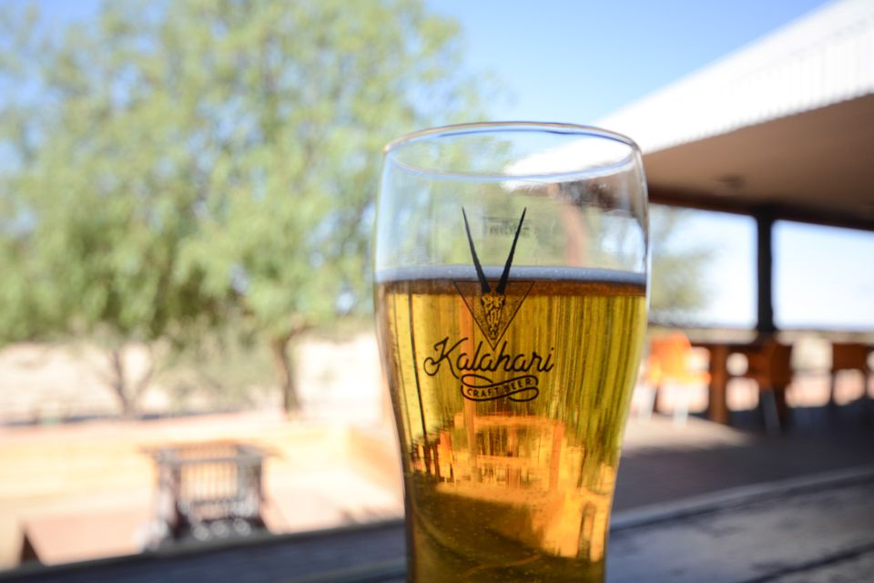 Kalahari craft beer, South Africa